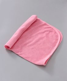 Simply Hand & Face Towel - Baby Pink