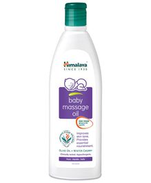 Himalaya Herbal Baby Massage Oil - 100 ml