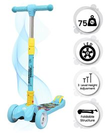 R for Rabbit Road Runner The Smart And Smooth Kids Scooter - Blue
