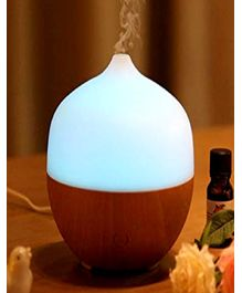 Purita Aromatic And Colour Changing Air Diffuser And Humidifier - Brown