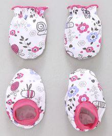 60de47e30 Baby Caps, Mittens & Gloves Online India, Buy Kids Caps for Girls & Boys