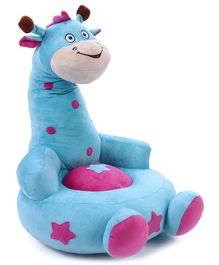 Benny & Bunny Giraffe Shape Seat Sofa - Height 64.5 cm (Color May Vary)