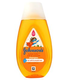 Johnson's Active Kids Soft & Smooth Shampoo - 200 ml