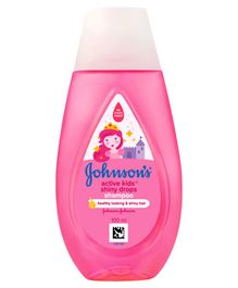 Johnson's Active Kids Shiny Drops - 100 ml