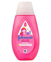 Johnson's Active Kids Shiny Drops - 200 ml
