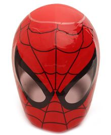 Game Box Spider Man Shaped Money Bank Red - Height