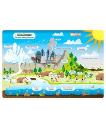 Zigyasaw Global Warming Premium Giant Jigsaw Floor Puzzle - 54 Pieces