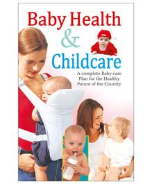 Baby Health & Child Care Book - English