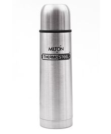 Milton Flip Lid Thermosteel Flask Silver - 1000 ml