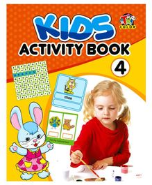 Kids Activity Book 4 - English