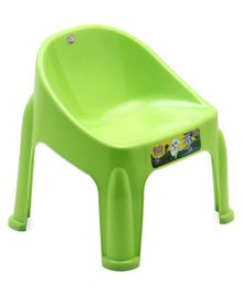 Happybaby Plastic Chair - Green