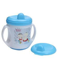 Morisons Baby Dreams - Poochie Feeding Cup Blue - 180 ml