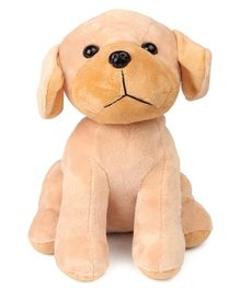 Starwalk Beagle Dog Soft Toy Cream - 30 cm