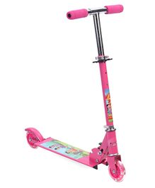 Chutki 2 Wheel Scooter - Pink
