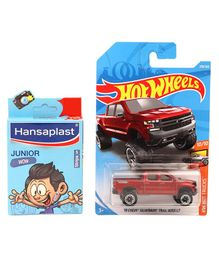 Hot Wheels Toy Truck (Color & Design May Vary)
