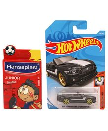 Hot Wheels Muscle Mania Toy Car (Color & Style May Vary)