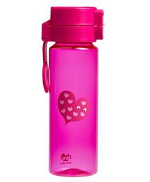 TINC Flip & Clip Water Bottle Pink - 500 ml
