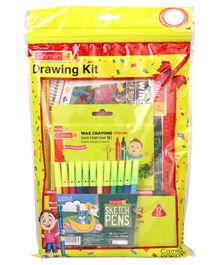 Camlin Drawing Kit Pack of 6 - Multicolor