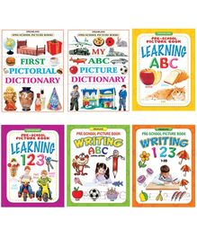 Dreamland - Pre School Picture Book Pack Of 6 Tiles