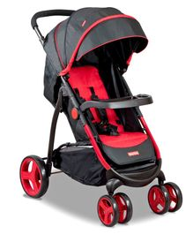 Fisher Price Explorer Light Weight Stroller - Red