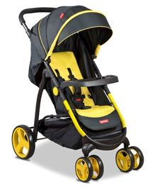 Fisher Price Explorer Light Weight Stroller - Yellow