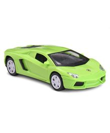 Friction Sports Car Toy - Green