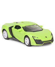 Friction Car Toy - Green