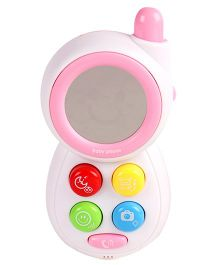 Musical Mobile Phone - Pink