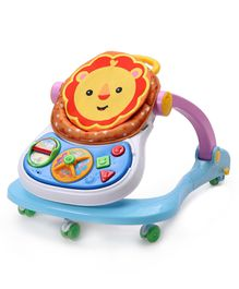 Musical 2 in 1 Activity Walker - Pink