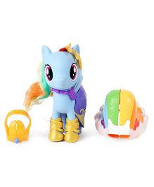 My Little Pony Rainbow Dash Figure With Accessories Blue - Height 15.5 cm