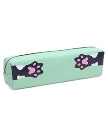 Rectangle Pencil Pouch - Green