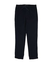 Indian Terrain Full Length Solid Joggers - Dark Blue