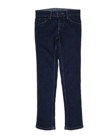 Indian Terrain Full Length Solid Jeans - Blue