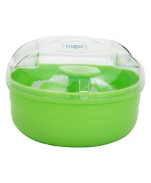 Mee Mee Premium Powder Puff With Case - Green