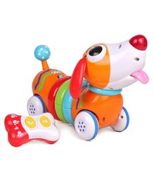 Winfun Walk with Me Puppy - Multicolor