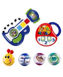 Baby Einstein Music Gift Set of 6 - Multicolour