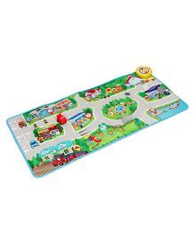 Winfun Drive N Learn Play mat Set - Multicolor