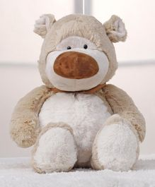 Starewalk Sitting Teddy Bear Plush Light Brown - Height 40 cm
