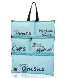 Lost & Found Baby Essentials Organiser - Blue