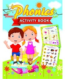 Phonics Activity Book - English