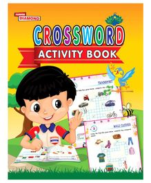 Crossword Activity Book - English