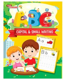 Capital & Small Writing Activity Book - English