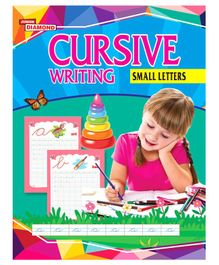 Cursive Writing Small Letter Book - English