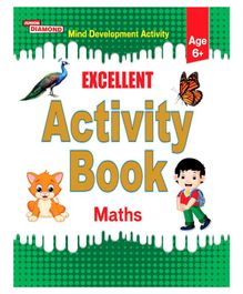 Maths Activity Book - English