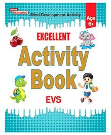 EVS Activity Book - English
