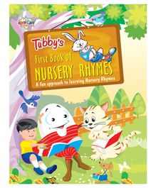 Tubby's First Book of Nursery Rhymes - English