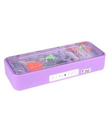 Disney Frozen Pencil Box With Lock Code - (Color May vary)