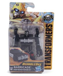 Transformers Energon Igniters Speed Series Bumblebee Black - Height 7 cm