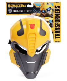 Transformers MV6 Role Play Mask - Grey Yellow