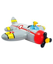 Intex Water Gun Plane Ride On - 1 Piece (Color May Vary)
